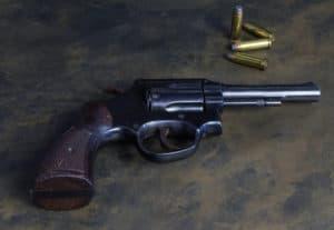 Revolver .38 Spezial