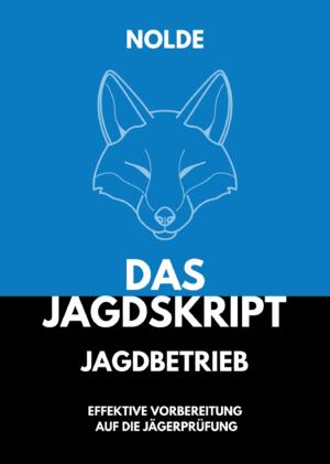 Jagdbetrieb - Jagdschein